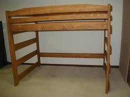diy full size loft bed plans