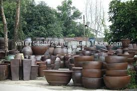 garden plant pots for sale. garden design with large black pot vietnam plant pots buy cottage for sale