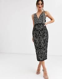 <b>Sequin</b> Dresses | <b>Women's</b> embellished party dresses | ASOS