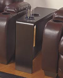end table with charging station startling device the green head