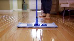 clean the vinyl flooring with mild detergent or soft soap but do not use harsh abrasive powders varnish or oil based products