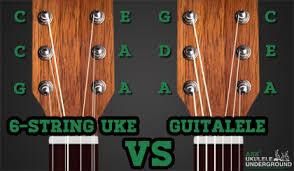 Ask Ukulele Underground 6 String Ukulele Vs Guitalele