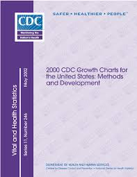 Pdf Cdc Growth Charts For The United States Methods And