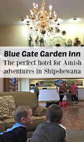 bluegate garden inn. Blue Gate Garden Inn Review - The Perfect Hotel For Amish Adventures In Shipshewana, Indiana Bluegate