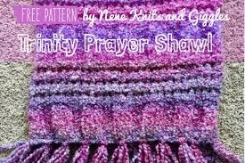 Prayer Shawl Pattern Simple Design
