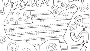 Presidents Day Printable Coloring Pages Coloring Pages Of Black ...