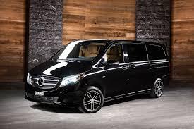 Mercedes-Benz V-Class Long (minivan) — Gstaad Limousine Service ...