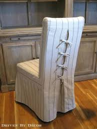 diy dining chair covers dining room chairs diy no sew chair covers with