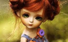 Cute dolls ...