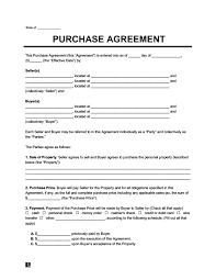 It was last reviewed by a lawyer in december 2020. Free Purchase Agreement Template Pdf Legal Templates