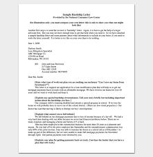 mortgage modification hardship letter hardship letter template 10 for word pdf format