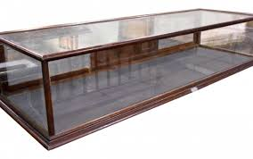 table top jewelry antique round dining small tables end for wooden display glass cases reclaimed wood