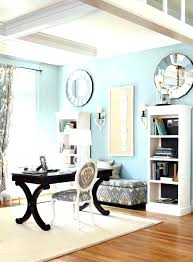 home office wall color ideas photo.  Color Home Office Wall Colors Remarkable Light Blue Notes Love The  Accent Designs Mirrors Throughout Home Office Wall Color Ideas Photo