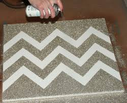 diy glitter chevron art penny pincher fashion wall nail chevron art projects diy canvas art