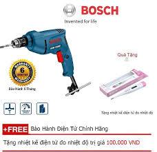 Máy khoan Bosch GBM 350 + Quà tặng nhiệt kế điện tử giá rẻ 819.000₫