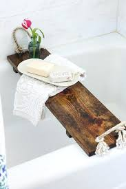 best bathtub caddy bath tub trays 9 best pallet bathtub table images on of extra wide