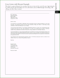 Example Of A Cover Letter For A Job Resume 45 Designs You