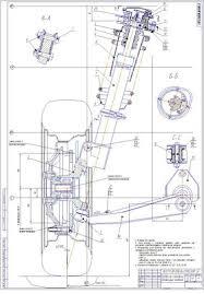 Установка амортизатора переменной жесткости в подвеску макферсон Модернизированная подвеска макферсон