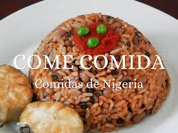 Resultado de imagem para IMAGENS DE COMIDAS DA NIGERIA