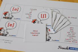 Pdf files for alphabet set 1 French Ipa Flashcards French Your Way