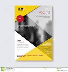 Template Design Brochure Annual Report Magazine Poster Corporate
