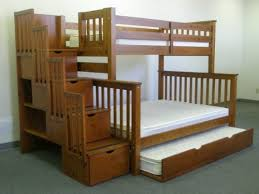trundle bunk bed with stairsjpg