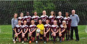 Girls Varsity Soccer - Portsmouth Christian Academy