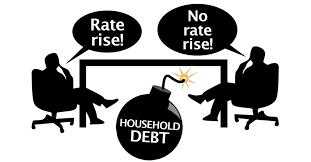 Image result for inflating debt art