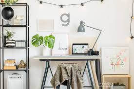wall art in your home office will make you happier and more ive