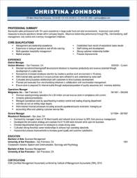 Pacific Resume Templates