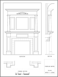 high resolution image home design ideas fireplace mantel designs doric order experiments in architecture