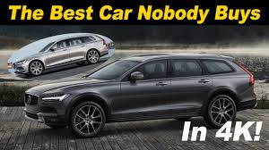 2018 volvo v90 cross country. Delighful Country 2018 Volvo V90  Cross Country Review And Road Test In 4K UHD With Volvo V90 Cross Country
