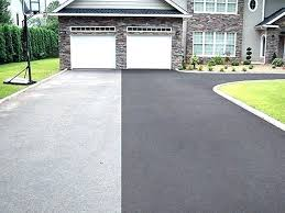 blacktop driveway cost.  Cost Asphalt Driveway Cost Resurfacing How To Resurface  Of Per With Blacktop Driveway Cost