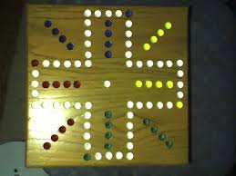 Wooden Aggravation Board Game Pattern Impressive A Homemade Aggravation Board Games Pinterest Aggravation Board