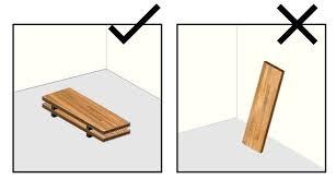 how to flatten warped wood worktops