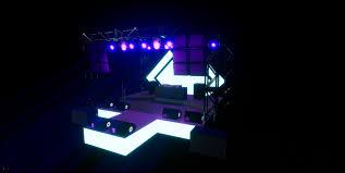 Rave Stage Design Artstation Rave Stage Dima Pavlov