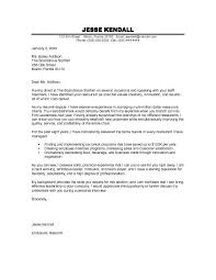 Cover Letter For Restaurant Manager Trainee The Following