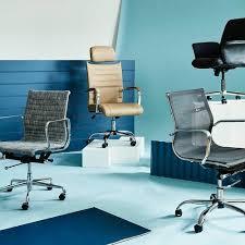 milan direct replica eames executive office. Milan Direct Eames Replica Fabric Management Office Chair Executive S