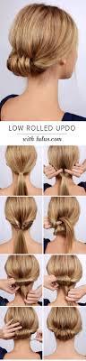 Pinspiration 13 Gemakkelijke 2 Minuten Kapsels Long Hair волосы