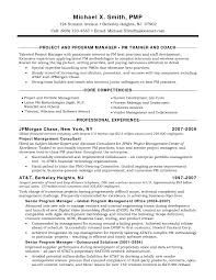 Project Manager Core Competencies Resume Examples Inspirational
