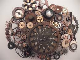 steampunk wall clock working gears photos on diy steampunk wall art on steampunk wall art diy with steampunk wall clock working gears photos on diy steampunk wall art