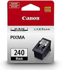 Canon Pg 240 Black Ink Cartridge Compatible To Mg3620 Mg3520 Mg4220 Mg3220 And Mg2220