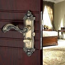 Antique Door Knobs Fabulous Antique Bronze Entry Door Hardware By Co