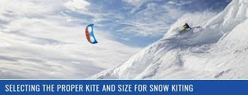 Snow Kite Wind Chart Selecting The Proper Kite And Size For Snow Kiting Kitty