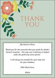 Thank You After Funeral 33 Best Funeral Thank You Cards This Is Not Goodbye Funeral