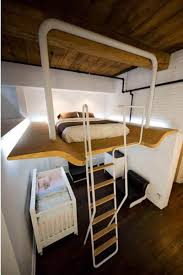 10 tips on small bedroom interior design suspended bed