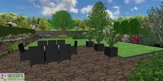 Online Garden Design Courses Simple Contemporary Garden Design SGD Student Tessa Marshall