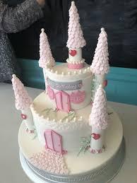 Princess Castle Cake 2 Sextons Bakery