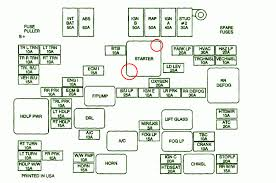 2003 s10 fuse diagram trusted wiring diagrams \u2022 Chevy Tracker Parts Catalog at 2000 Chevy Tracker Wiring Schymatics Diagram Pdf