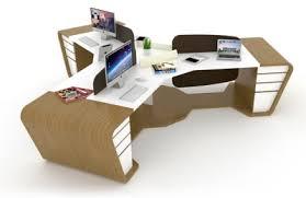 office desk photo. Tristar Bent Panel Office Desk Photo